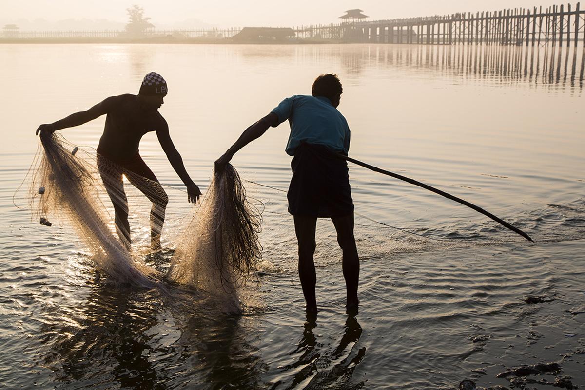 MYANMAR - Fotografien aus einem faszinierenden Land