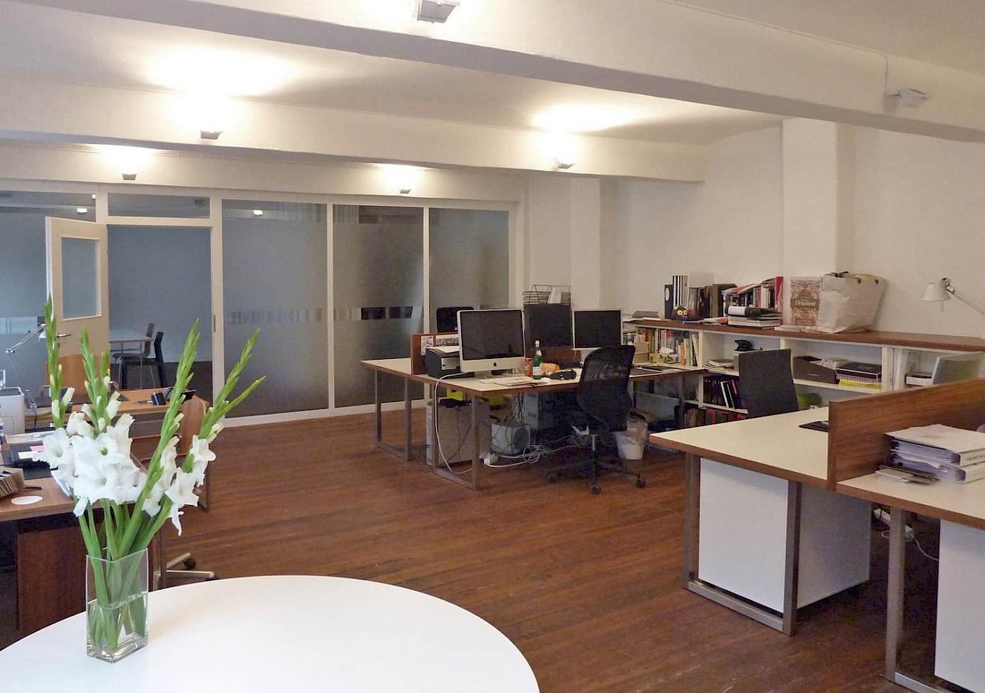 Arbeitsplatz In 100qm Schanzen Buro Loft Zu Mieten Hamburg Kreativ