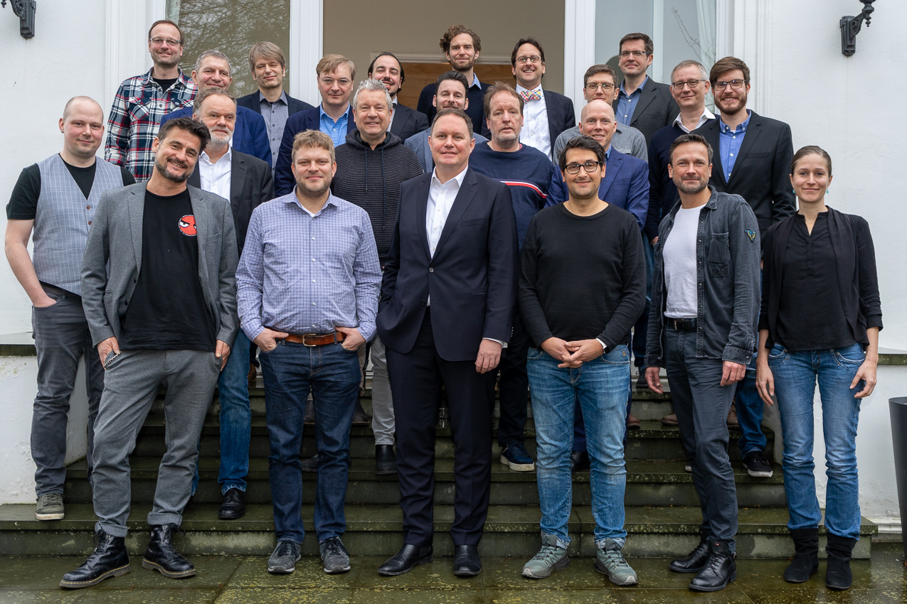 Spieleentwickler Hamburg